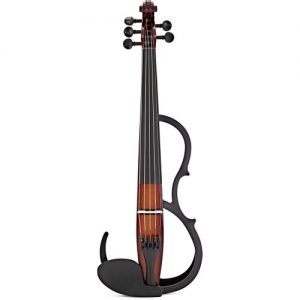 Yamaha SV255 Silent Violin Brown at Gear 4 Music Image