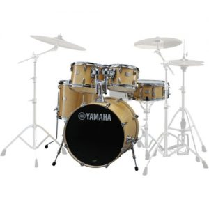 Yamaha Stage Custom Birch 22 5 Piece Shell Pack Natural Wood at Gear 4 Music Image