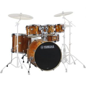 Yamaha Stage Custom Birch 22 6pc Shell Pack Honey Amber at Gear 4 Music Image
