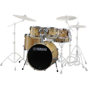 Yamaha Stage Custom Birch 22 6pc Shell Pack Natural Wood at Gear 4 Music Image