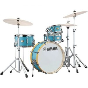 "Yamaha Stage Custom Hip 20"" 3pc w/Crosstown Hardware Surf Green at Gear 4 Music Image"