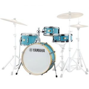 "Yamaha Stage Custom Hip 20"" 4pc Shell Pack Matte Surf Green at Gear 4 Music Image"