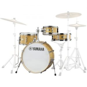 "Yamaha Stage Custom Hip 20"" 4pc Shell Pack Natural Wood at Gear 4 Music Image"