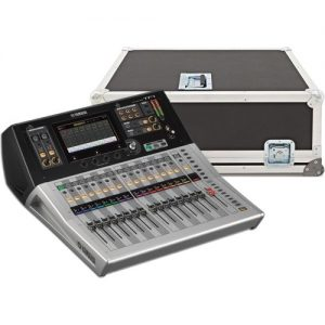 Yamaha TouchFlow TF1 16 Channel Digital Mixer with Case at Gear 4 Music Image