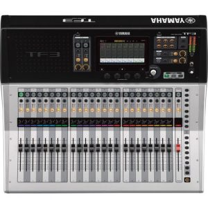 Yamaha TouchFlow TF3 24 Channel Digital Mixer at Gear 4 Music Image