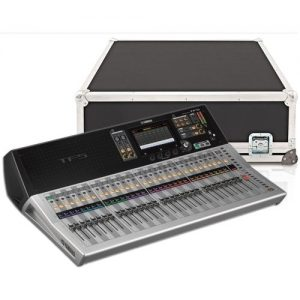 Yamaha TouchFlow TF5 32 Channel Digital Mixer with Case at Gear 4 Music Image