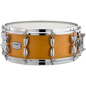 Yamaha Tour Custom 14 x 5.5 Snare Drum Caramel Satin at Gear 4 Music Image