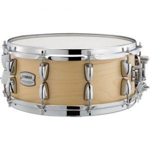 Yamaha Tour Custom 14 x 6.5 Snare Drum Butterscotch Satin at Gear 4 Music Image