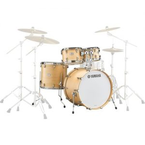 "Yamaha Tour Custom 22"" Shell Pack Butterscotch Satin at Gear 4 Music Image"