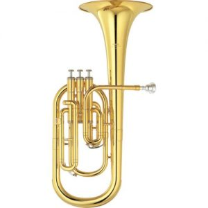 Yamaha YAH203 Student Tenor Horn at Gear 4 Music Image