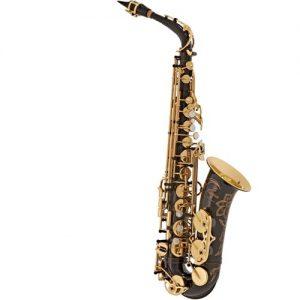 Yamaha YAS82ZB Custom Z Professional Saxophone Black at Gear 4 Music Image
