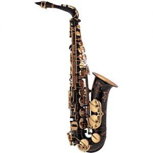Yamaha YAS875EXBCustom Alto Saxophone Black Lacquer at Gear 4 Music Image