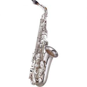 Yamaha YAS875EXSCustom Alto Saxophone Silver Plated at Gear 4 Music Image