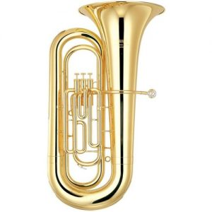 Yamaha YBB-201 Student Model Bb Tuba at Gear 4 Music Image