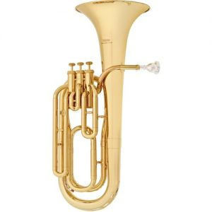 Yamaha YBH301 Student Baritone Horn Gold at Gear 4 Music Image