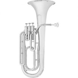 Yamaha YBH301S Student Baritone Horn Silver at Gear 4 Music Image