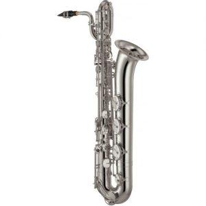 Yamaha YBS32S Baritone Saxophone Silver at Gear 4 Music Image