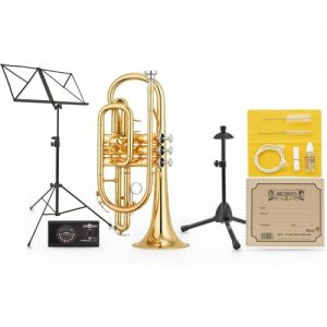 Yamaha YCR2330III Student Cornet Beginners Pack at Gear 4 Music Image