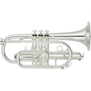 Yamaha YCR2330SIII Student Cornet Silver at Gear 4 Music Image