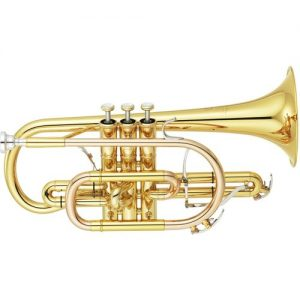 Yamaha YCR8335 Neo Cornet Lacquer at Gear 4 Music Image