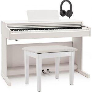 Yamaha YDP 164 Digital Piano Package White at Gear 4 Music Image