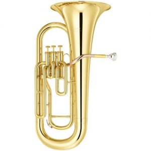 Yamaha YEP201 Student Euphonium Gold at Gear 4 Music Image