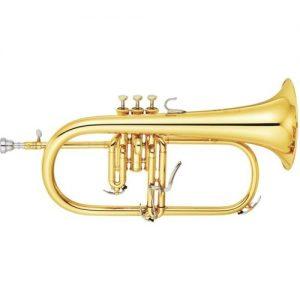 Yamaha YFH-8310Z Custom Model Flugel Horn Lacquer at Gear 4 Music Image