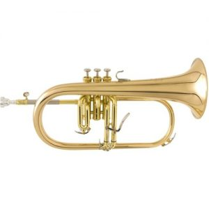 Yamaha YFH8315G Professional Flugel Horn at Gear 4 Music Image
