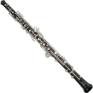 Yamaha YOB431B Intermediate Oboe Grenadilla body at Gear 4 Music Image