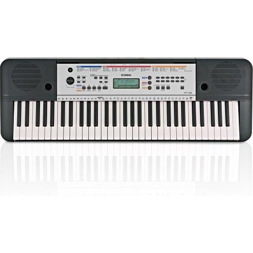 Yamaha YPT 260 61-Key Portable Keyboard at Gear 4 Music Image