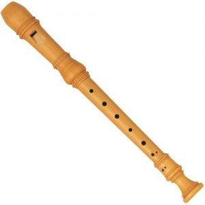 Yamaha YRS61 Soprano Recorder Castellowood at Gear 4 Music Image