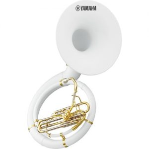 Yamaha YSH-301 Fibreglass Bb Sousaphone at Gear 4 Music Image