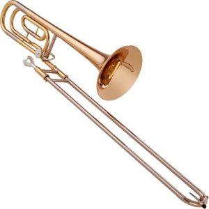Yamaha YSL356 Student Bb/F Trombone - Nearly New at Gear 4 Music Image