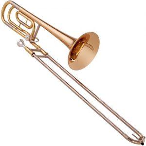 Yamaha YSL356 Student Bb/F Trombone at Gear 4 Music Image