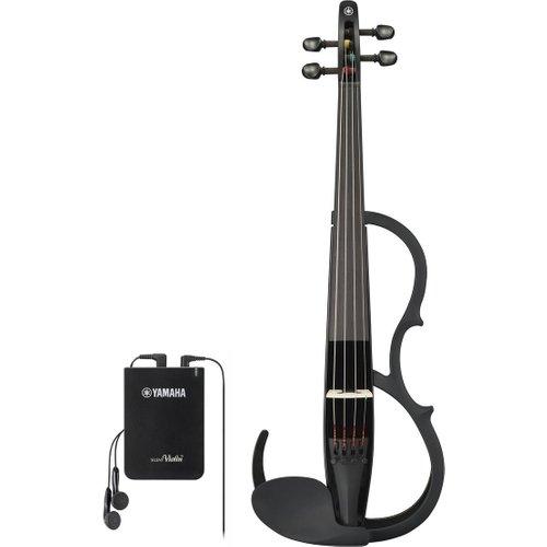 Yamaha YSV104 Silent Violin Black at Gear 4 Music Image