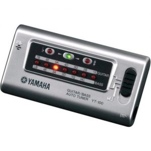 Yamaha YT-100 Guitar and Bass Tuner at Gear 4 Music Image