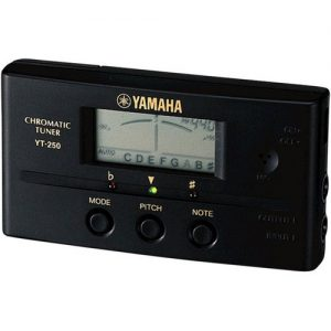 Yamaha YT-250 Chromatic Tuner at Gear 4 Music Image