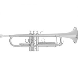 Yamaha YTR-5335GS Bb Trumpet Silver Plated at Gear 4 Music Image