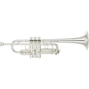 Yamaha YTR-9445 Xeno Artist Model New York C Trumpet with YM Bell at Gear 4 Music Image