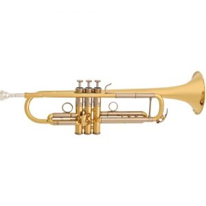 Yamaha YTR8335 Xeno Trumpet Lacquer Reverse Leadpipe at Gear 4 Music Image