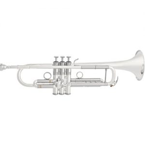 Yamaha YTR8335 Xeno Trumpet Silver Plate Reverse Leadpipe at Gear 4 Music Image