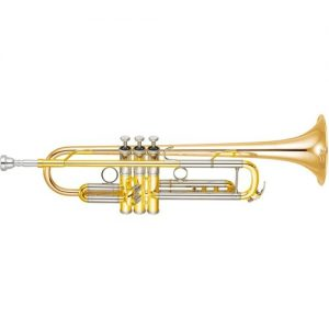 Yamaha YTR8335G Xeno Trumpet Lacquer Reverse Leadpipe at Gear 4 Music Image