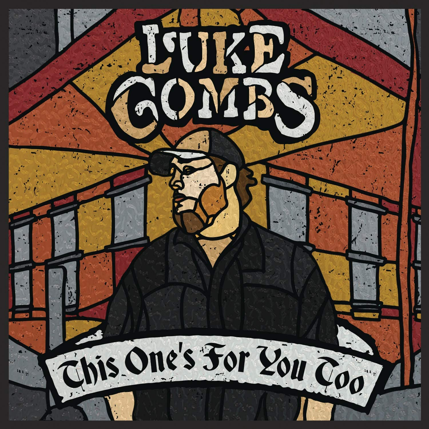 Luke Combs THIS ONE'S FOR YOU TOO DOUBLE VINYL