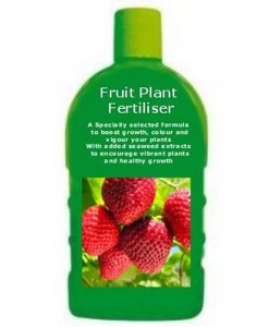 Fruit Plant Fertiliser - Special feed for your Fruit Plants