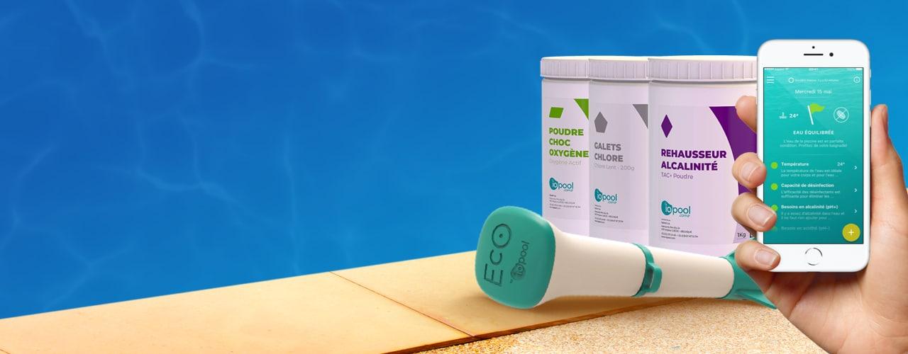 Swimming Pool App