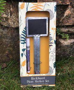Blackboard Plant Marker Set