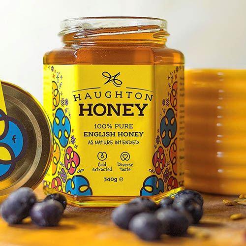 English Wildflower Honey-4 Pack