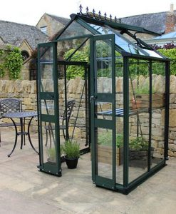 Eden Birdlip 44 (Green) Greenhouse-Toughened Glass