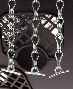 2 Pack 3-Point Chains for Easy Fill Baskets