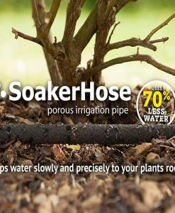 50m SoakerHose Irrigation Pipe